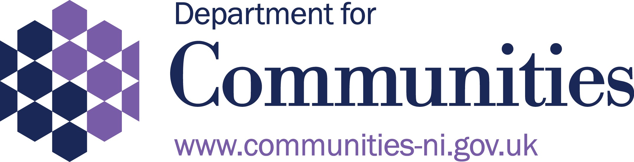 Department for the Communities logo